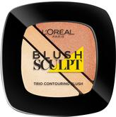 L'Oreal Infallible Face Blush Trio Soft Sand 30g