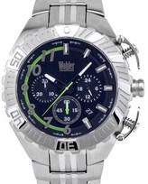 Wohler Cohen Men's Racing Style Chronograph Watch.