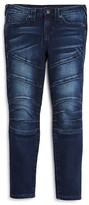 True Religion Boys' Skinny Moto Jeans - Sizes 2-7