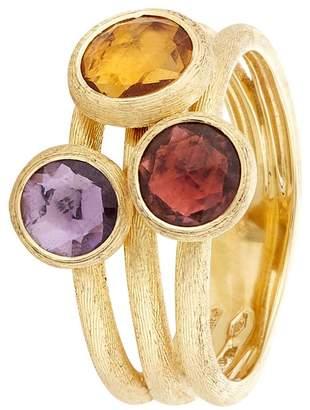 Marco Bicego Jaipur Triple Stone Ring