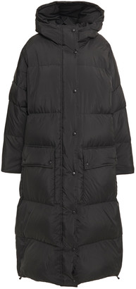 Stand Studio Ally Oversized Quilted Shell Down Coat