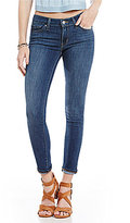 Levi's 711 Woven Stretch Ankle Skinny Jeans
