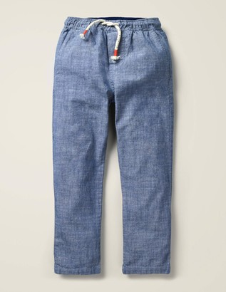 Summer Pull-On Trousers