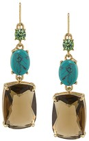 Carolee Linear Stone Earrings — 100% Exclusive