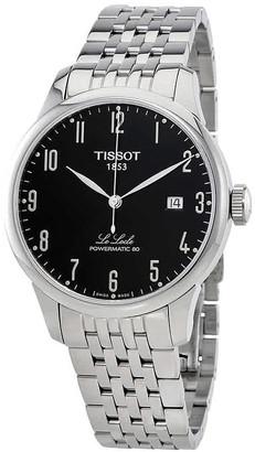Tissot Le Locle Automatic Black Dial Men's Watch T006.407.11.052.00