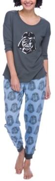 Munki Munki Star Wars Darth Vader T-Shirt & Jogger Pants Pajama Set