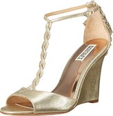 Badgley Mischka Women's Camryn II Wedge Sandal