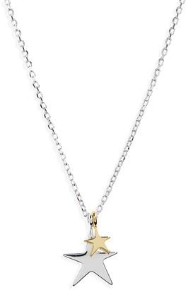 Estella Bartlett Bright Star Pendant Necklace