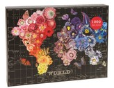 Chronicle Books World In Full Bloom 1000-Piece Puzzle