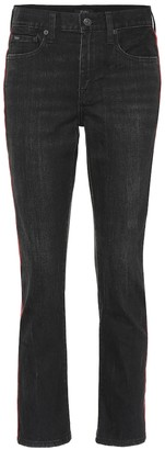 Polo Ralph Lauren Waverly high-rise slim jeans