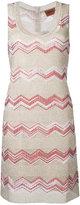 Missoni knitted dress - women - Nylon/Polyester/Acetate/Viscose - 38