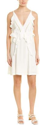 IRO Ruffle Mini Dress