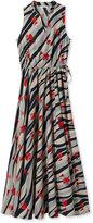 L.L. Bean Signature Maxi Dress, Buoy Print
