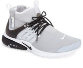 Nike Men's Presto Mid Utility Water Repellent Sneaker