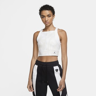 Nike Women's Crop Top Jordan Utility