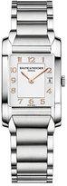 Baume & Mercier Hampton ladies' rectangular bracelet watch