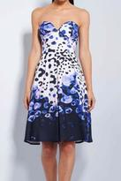 Lumier Leopard Print Dress