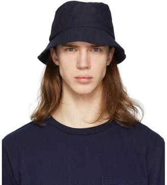 Blue Blue Japan Indigo Chino Bucket Hat