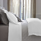 Thumbnail for your product : Yves Delorme Triomphe Sateen Duvet Cover - White - Super King