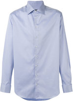Giorgio Armani long-sleeve shirt - men - Cotton - 39