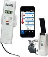La Crosse Technology La Crosse Alerts Mobile 926-25102-GP Wireless Monitor System Set with Wet Probe