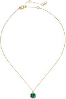 Kate Spade Brilliant Statements Pendant Necklace