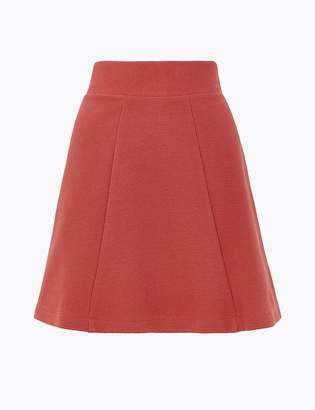 Marks and Spencer A-Line Mini Skirt