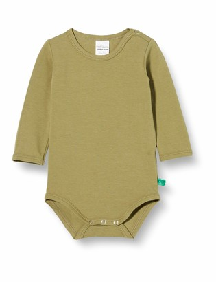 Fred's World by Green Cotton Baby Boys' Alfa Body Shaping Bodysuit