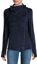 Bench Asymmetrical Fleece Jacket