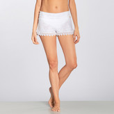 OndadeMar Cotton Eyelet Shorts