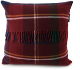 Lexington Holiday Red Check Cushion Cover - 50x50cm
