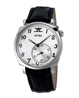 LeVian Le Vian Women's Alligator Watch