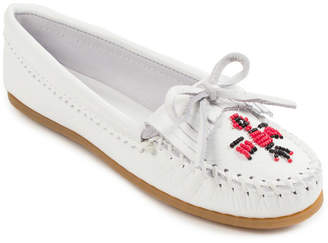 Minnetonka Thunderbird Ii Moccasins Women Shoes
