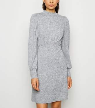 New Look Fine Knit Long Sleeve Dress