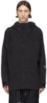 The North Face Black Series Black Spacer Knit Mountain Light Jacket