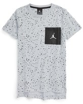 Jordan 'Bemis' Pocket T-Shirt (Big Boys)