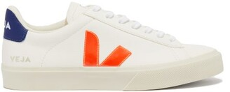 Veja Campo Leather Trainers - White Multi
