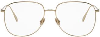 Christian Dior Gold DiorStellaire08 Glasses