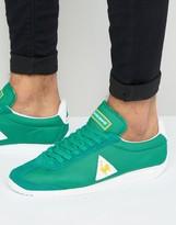 Le Coq Sportif Quartz Sneakers In Green 1710035