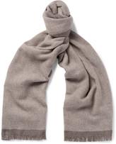 Ermenegildo Zegna - Two-tone Wool Scarf