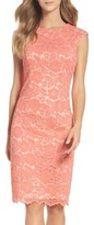 Vince Camuto Women's Lace Body-Con Dress