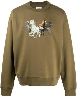 Kenzo Chevaux sweatshirt