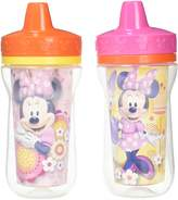 Learning Curve The First Years Minnie Mouse 2 Pk Insulated Sippy Cup (Colors/Styles Vary)