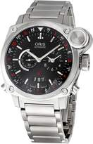 Oris Men's 690-7615-4154MB BC4 Flight Timer Dial Watch