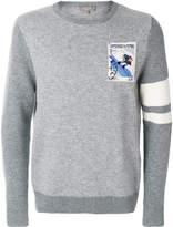 N.Peal round neck cashmere jumper