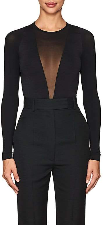 Wolford Women's Sleek String Bodysuit