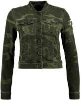 LTB LION Denim jacket camo