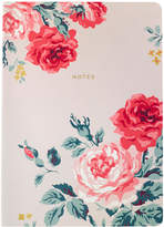 Cath Kidston Antique Rose Soft Cover Notebook