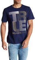 True Religion Short Sleeve Crew Neck Tee