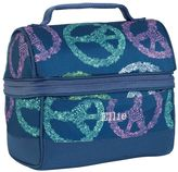 PBteen Gear-Up Peace Retro Classic Lunch Bag